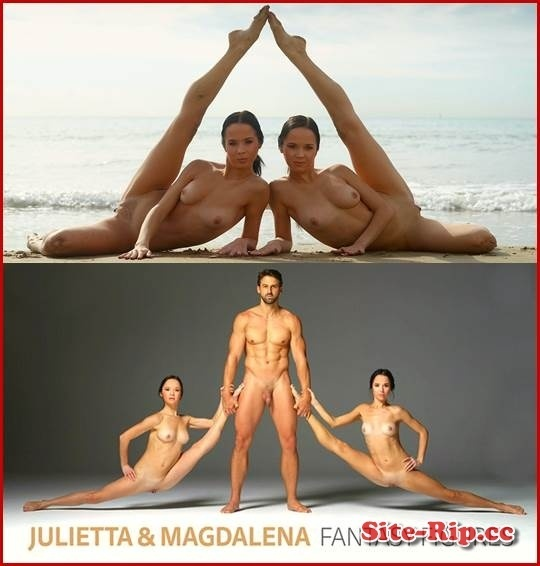 Julietta and Magdalena / Hegre-Art.com / SexFlexVideo.com - Porn Siterip