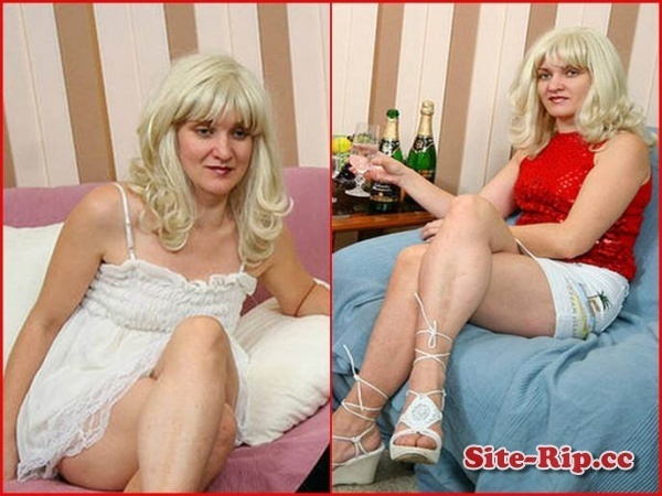 Lily - Russian mature - Siterip