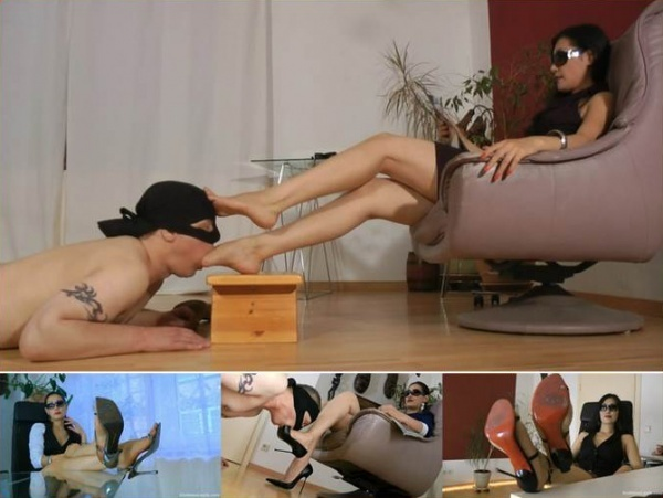 GoddessLeyla.com - Foot Goddess Leyla (Clips4Sale) - SITERIP