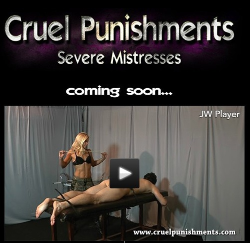 CruelPunishments.com - CRUEL PUNISHMENTS - SEVERE FEMDOM (Clips4Sale) - SITERIP