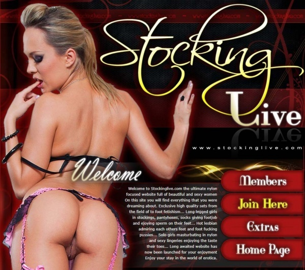 StockingLive.com - SITERIP