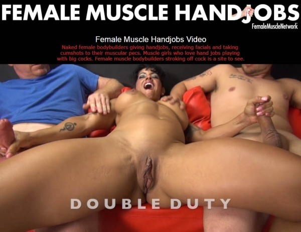 FemaleMuscleHandjobs.com - FemaleMuscleNetwork.com - SITERIP
