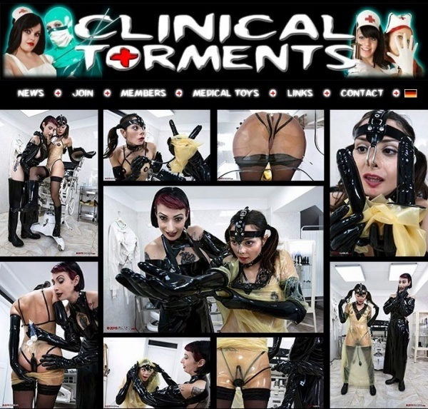 ClinicalTorments.com - SITERIP