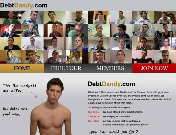 DebtDandy.com - SITERIP