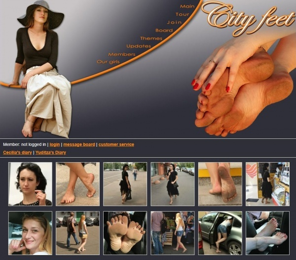 City-Feet.com - SITERIP