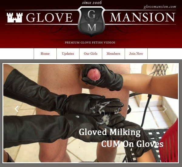 GloveMansion.com - SITERIP