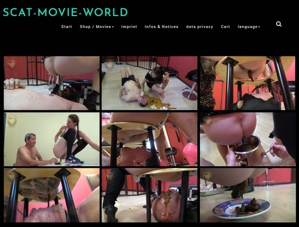 Scat-Movie-World.com - SITERIP