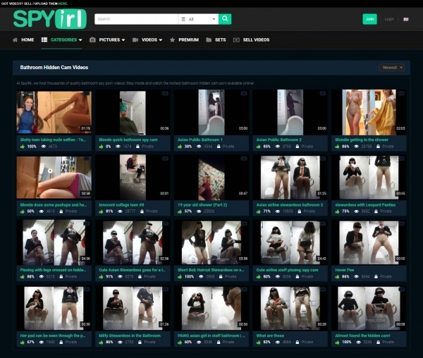 SpyIRL.com -  RealVoyeurForum.com - SITERIP