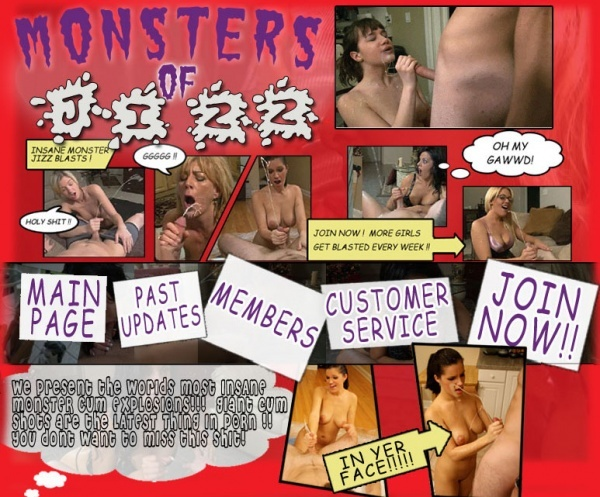 MonstersOfJizz.com - SITERIP