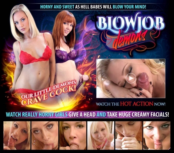 BlowjobDemons.com - SITERIP